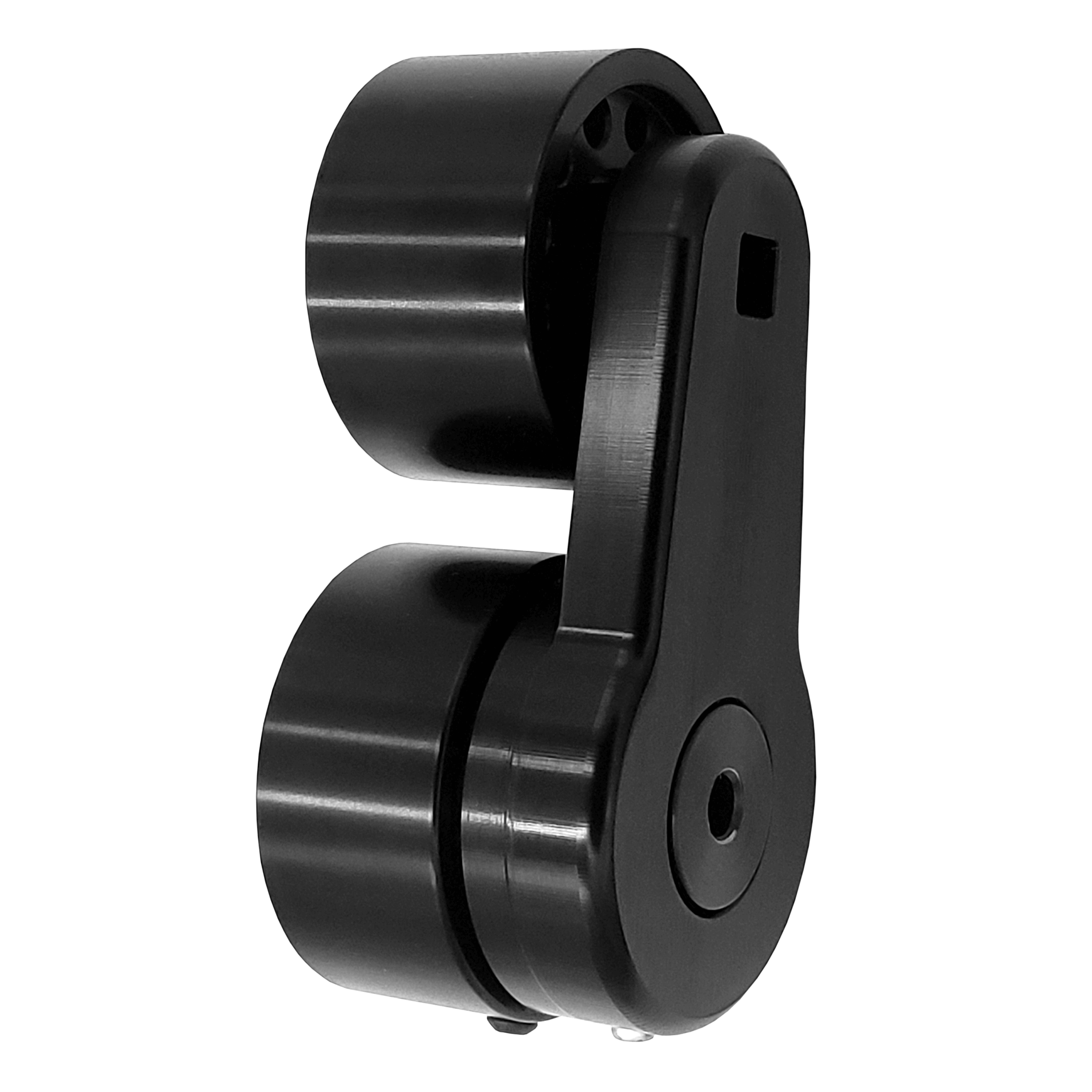 COPO tensioner- 2 9L Whipple Supercharger - NEW DOUBLE BEARING PULLEY