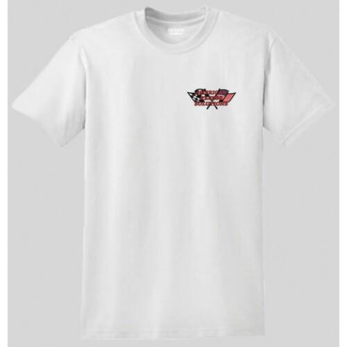 8b9c447a857a American Racing Solutions Tee-Shirt White – American Racing Solution